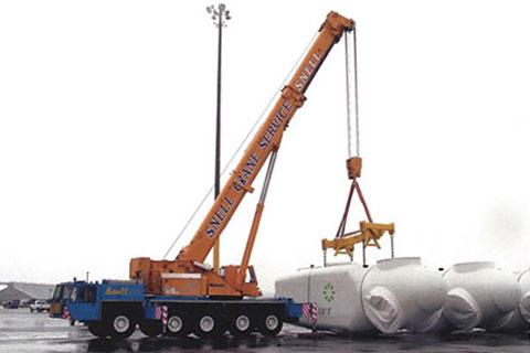 Demag 185 ton