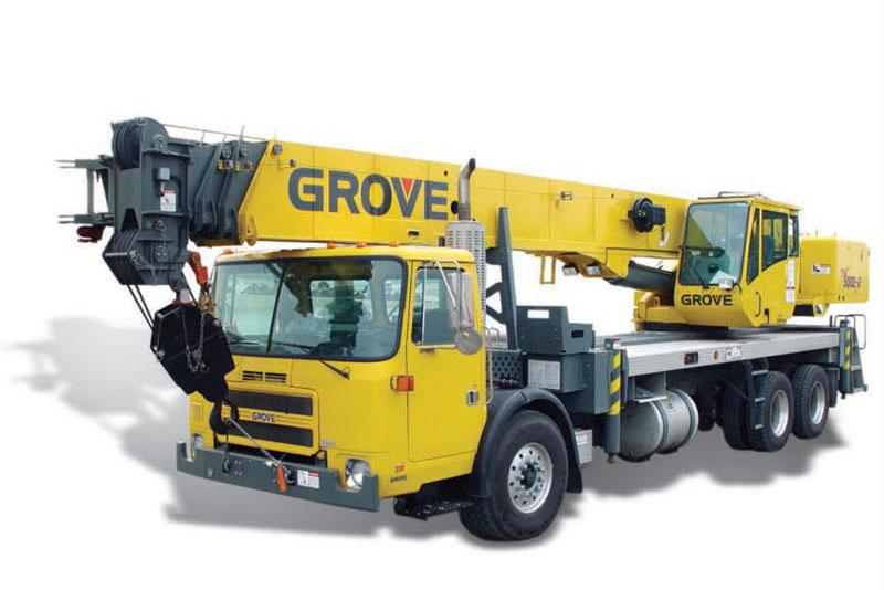 Grove 45 ton