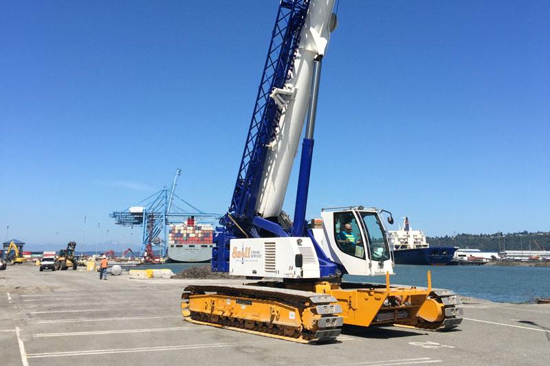 Liebherr 60 ton