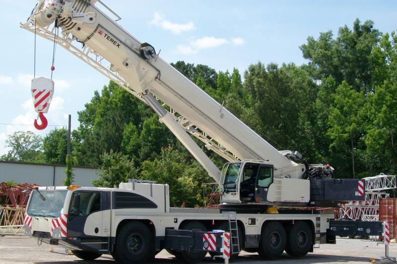 Terex 245 ton